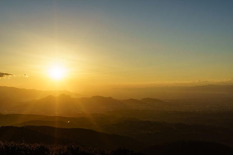 杓子峠 Sony Hakone Japan Japanese Landscape Clouds And Sky 箱根 Japan Clouds Landscape Sunset Hakone Sony Alpha rJapan SkykJapan PhotographyhJapanese sJapan PhotosoView From AbovevEveningnEvening SkykEvening SunuEvening LighthSunsetstLandscape_photographyhy