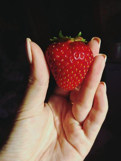 Strawberry Summer 2017 First Eyeem Photo