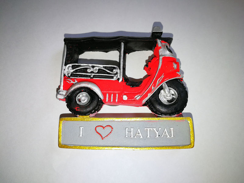 Refrigerator magnet from Hatyai, Thailand Close-up Day Fridge Magnet Fridge Magnets FridgeMagnets Gift Gifts Hatyai Fridge Hatyai So Hatyai Trip Landmarks Magnet Mammal No People Red Refrigerator Magnet Refrigerator Magnets Souvenir M Souvenirs Ma Transportation Transportation People Vehicle Fridge Mag