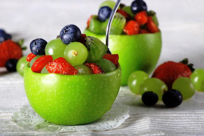 Yummy ...😋 fruit salad Foodphotography Depths Fruit Close-up Ready-to-eat Freshness
