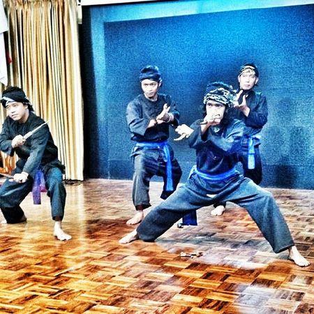 Art Martial Arts Pencak Silat
