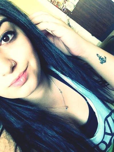 Tattoo Piercing Girl