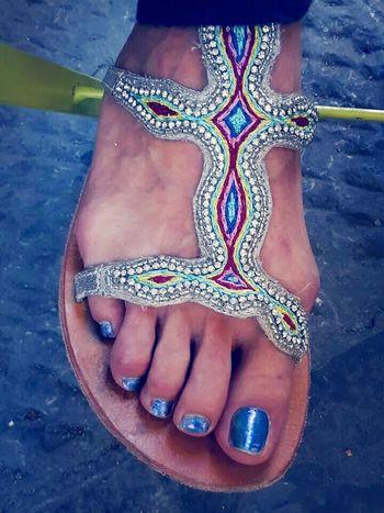 Footwear Foot Piede Sandalias sandali