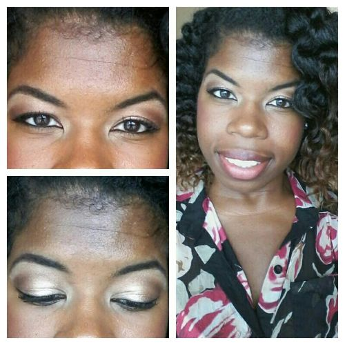 Neutral makeup look. Makeup Hoodedeye Hoodedlids Eyeshadow Eyebrows