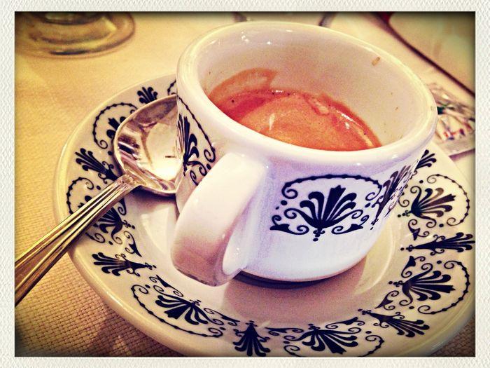 Un caffè per i miei amici