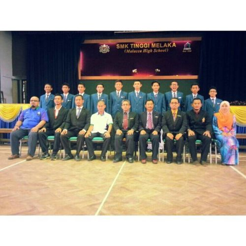 Photoshot with le' brother's . Hosteller EXco 2014 Bigbro SPMCandidates GoodLuck AllTheBest