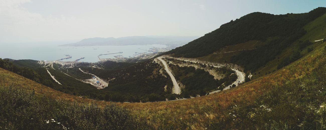 Novorossiysk семь ветров Port Panorama