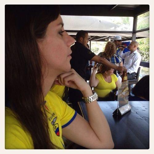 ANGELICA JATIVA RUIZ Relaxing Ecuador Taking Photos