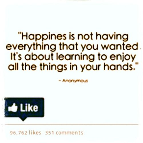 From : Anonymous who believe that Lifeishappiness ... Likes QoutesForToday
