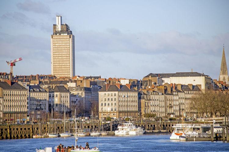Nantescity