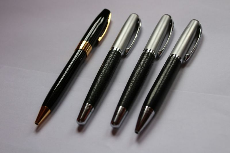EyeEm Selects Neat No People Office Indoors  Close-up Day Pens Same  Alone