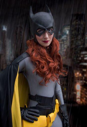 Batgirl - NYCC 2016 NYCC Nycc2016 Cosplay Cosplayer Cosplay Shoot Batgirl