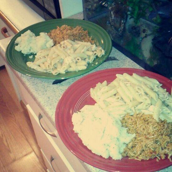 made my babe dinner??