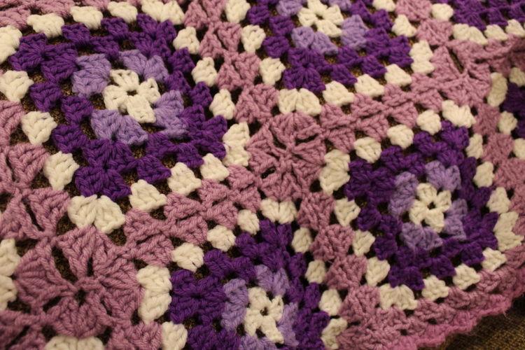 Quilt Purple