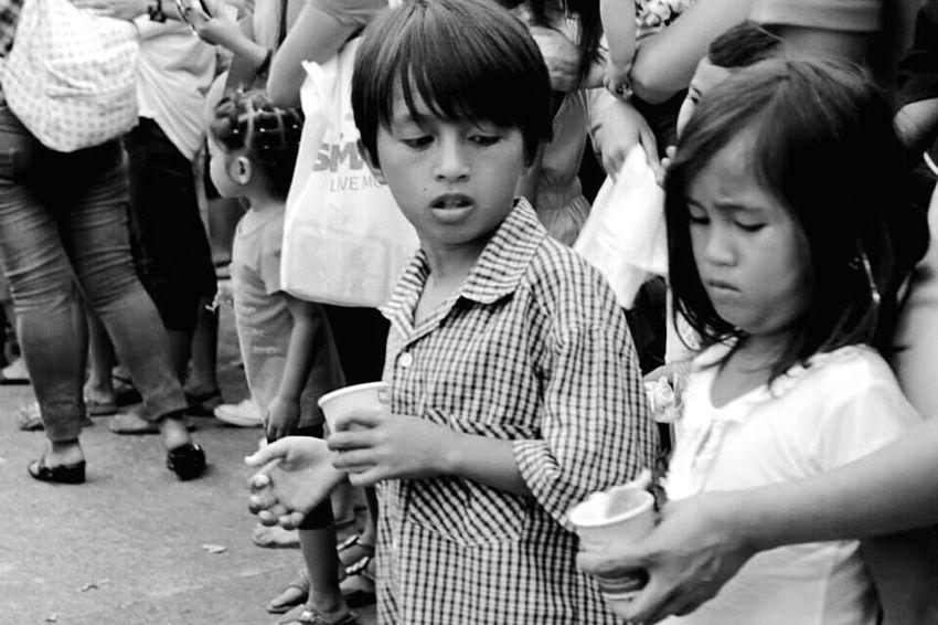 Eyeem Philippines Monochromatic Street Children