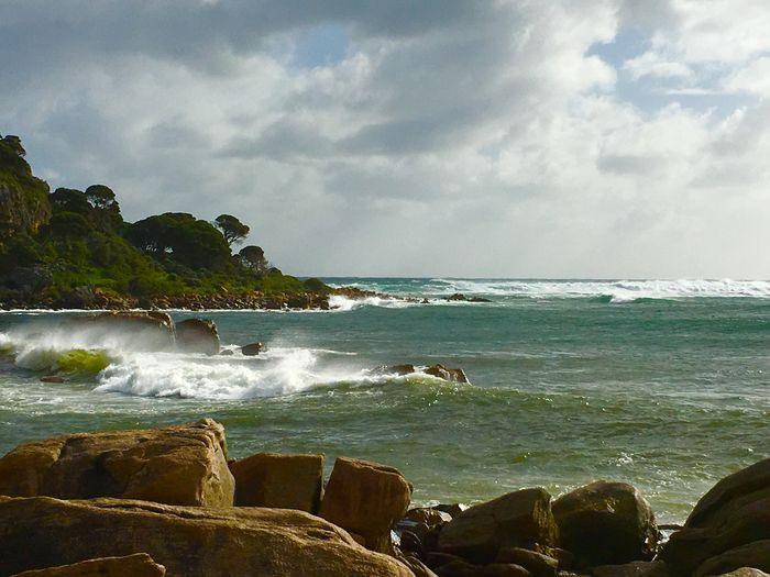 Bunker Bay Wild Sea Waves Waves, Ocean, Nature Waves Crashing Waves And Rocks Waves Rolling In Waves Crashing On Rocks Seascape Seascape Photography Western Australia WesternAustralia Australia Australian Landscape