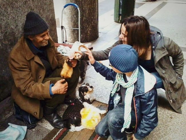 Feel The Journey Italy Holidays Cuteanimals Oldman Smile