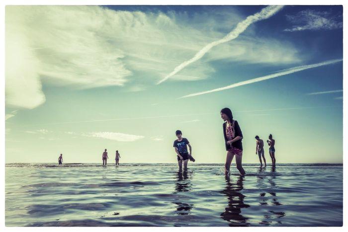 Beach Sea Art Photography
