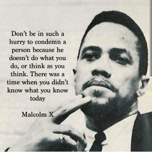 Blackhistorymonth Influentialleader Malcolmx