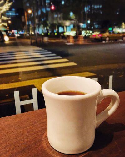 Night Coffee Ethiopia Coffee Relaxing