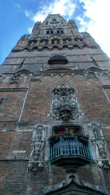 Belfort Gand Ghent Architecture Tower Noedit