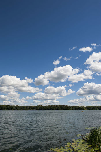 Cloud - Sky Day Holiday Lake Lake View Lakeview Landscape Masuren Masuria No People Outdoors Poland Poland Nature See Sky Summer Summertime Water Water_collection