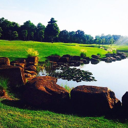 Lum Luk Ka Golf Course My Country In A Photo Golfing Golfcourse Eye4photography  Eye Em Around The World EyeEm Nature Lover Green From My Point Of View Hello World Enjoying The View