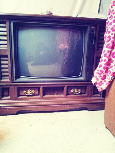 Im In A Tv Lol