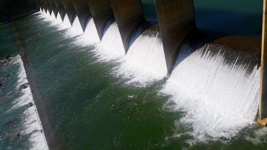 Beautifully Organized Sulama Baraj Serik Aspendos  Yakınlarında Köprülü Kanyon/Antalya Dam