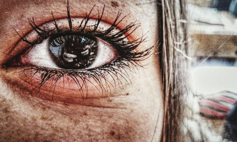 EyeEm Best Shots Eye Brown Eyes Eyelashes The Best One <3