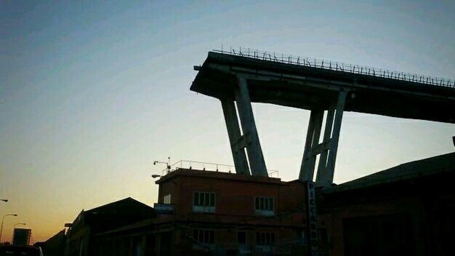 Ponte Morandi Morandi Bridge Disaster Sadness S3 Mini