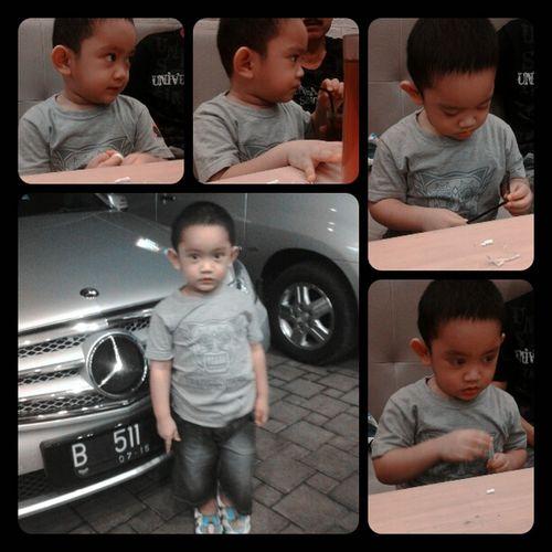 """My Nephew """"eyno"""""""