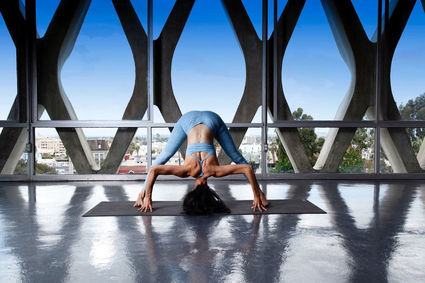 Check This Out Lifestyle Yoga Losangeles Muscle Sport Yoga ॐ Yogi French Photographer Loft