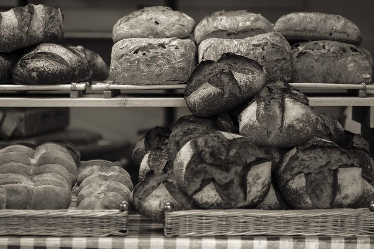 Artisan Bread Baguette Baguettes Baker Bakery Bread Breads Loaves Monochrome Oven Sourdough Sourdough Bread