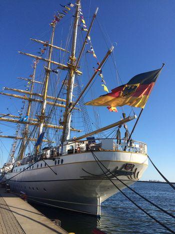HanseSail Germany Hanse Warnemünde Rostock Sail Summer Views Gorch Fock