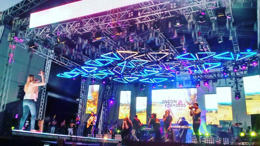 Music Gospel Pedrasvivas Inconformados Amor Luzes Show Evento 19mil First Eyeem Photo