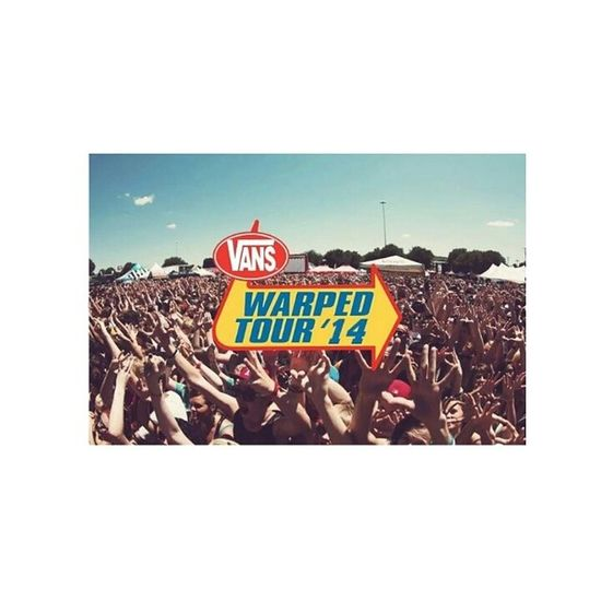 So excited ???Warpedtour Paramore BvB ADTR ptv bmth falloutboy suicidesilence punk alltimelow