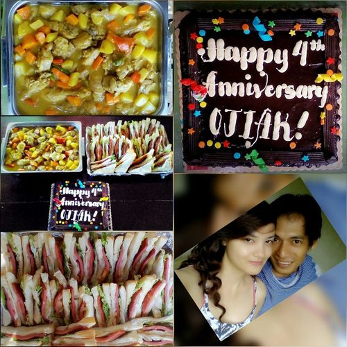 Anniversary Ojiak02 Me And You❤️ Iloveyou♡ Check This Out Its Our Anniversary @ojiak02 Happy In Love With You