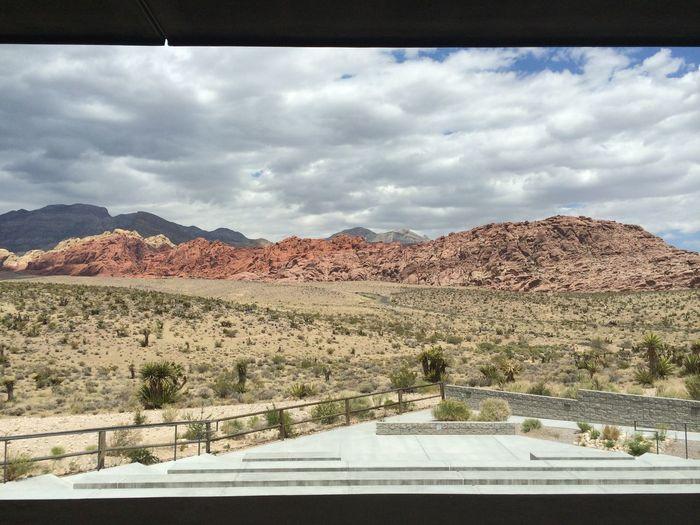 Beauty In Nature Idyllic Landscape Las Vegas Mountain Non-urban Scene Red_Rocks Scenics