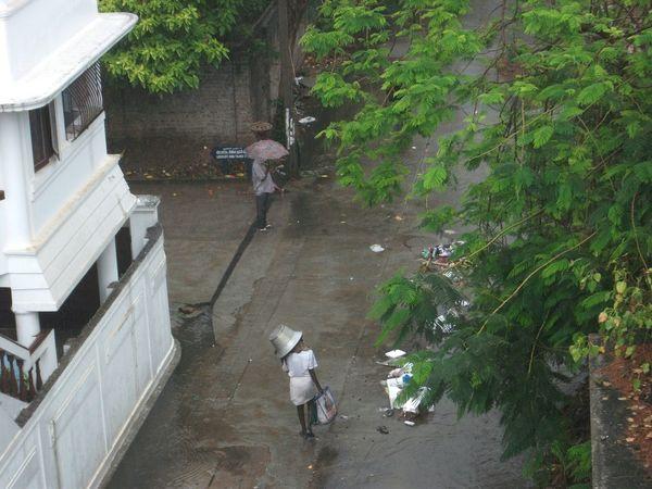 Jour De Pluie Rainy Days☔ Street Photography India