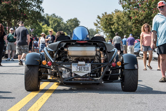 British Car Car Show Event Fast Cars Lightweight Low Angle View Nikon D750 Photographyisthemuse Rear View Roadster