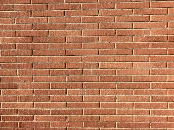 Cortina Wall Full Frame Backgrounds Textured  Pattern Brown No People Brick Material Shape Indoors  Repetition Design Day Brick Wall Architecture Rough Wall - Building Feature Built Structure Wall Close-up