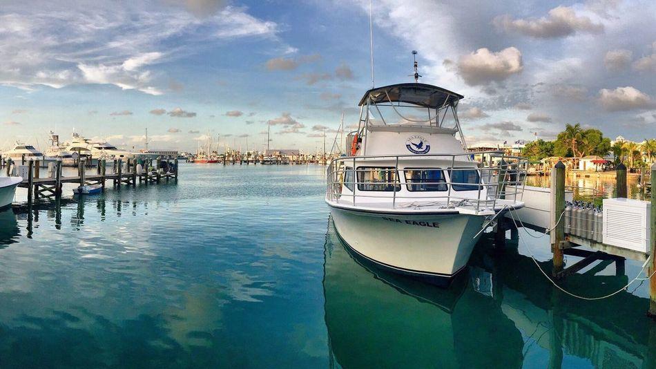 Cloud - Sky Nautical Vessel Key West Travel Destinations