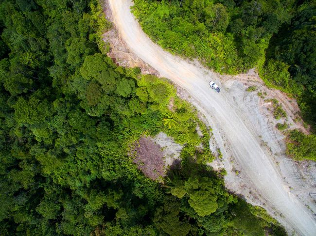 Aerial Shot Dj Drone  Aerial View Beauty In Nature Day Green Color High Angle View Landscape Mountain Nature No People Outdoors Road Scenics Transportation Tree Winding Road