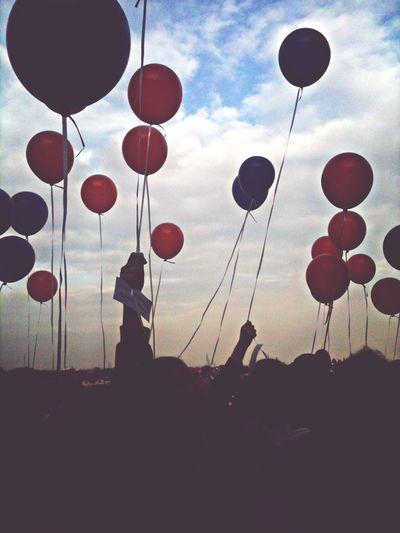 Balloons Smile Istanbul EyeEm Best Shots