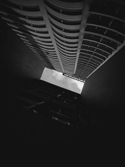 Close-up of illuminated ceiling