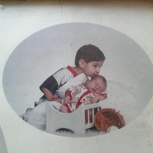 Brotherly love HappyBirthday 15years Proud