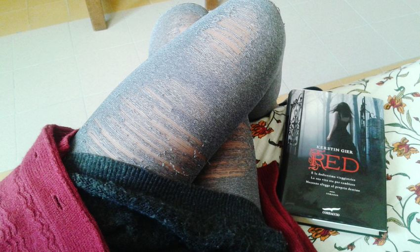 Torn Torn Stockings Grey Art Artistic Photo That's Me Book Lovereading Relaxing Time TouchOfRed Enjoying Life Sunday Red Hello World Photography Photopassion Fashionblogger FashionDesigner Up Close Street Photography