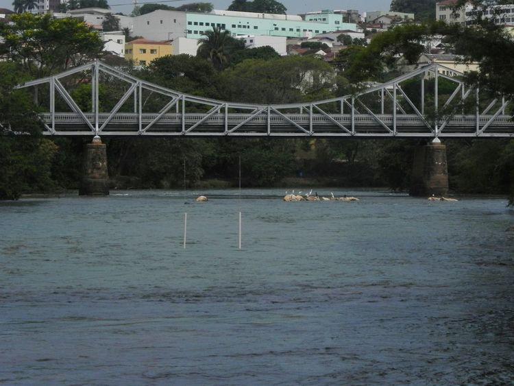 Iron Bridge Iron Bridge Views River View Riverscape