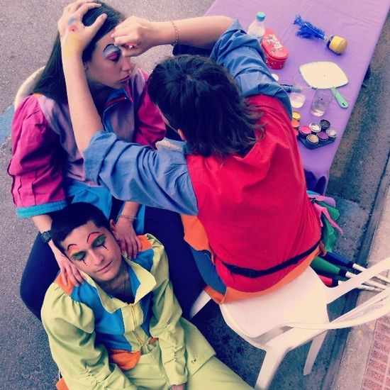 San Isidro Malabares Pintura Cara Talleres Niños Castalla SPAIN Nice Cute